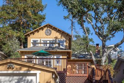 Carmel Single Family Home For Sale: 0 Santa Fe 3ne Of Mountain View St