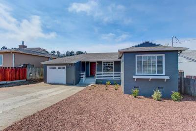 Brisbane, Colma, Daly City, Millbrae, San Bruno, South San Francisco Single Family Home For Sale: 1528 Sweetwood Dr