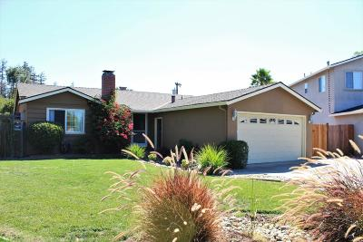 CAMPBELL Single Family Home For Sale: Corliss Way