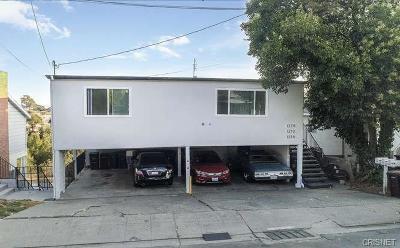 HAYWARD Multi Family Home For Sale: 1372 Highland Blvd