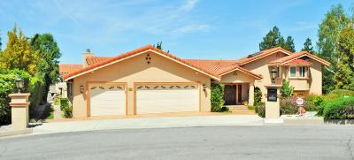 Fremont Single Family Home For Sale: 46925 Aloe Ct