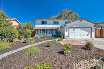 MORGAN HILL Single Family Home For Sale: 15480 Calle Enrique