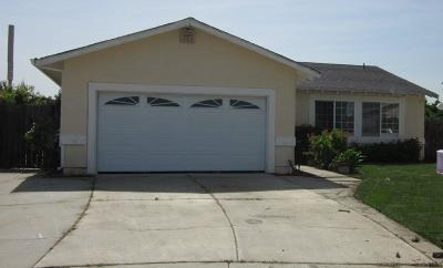 SAN JOSE Single Family Home For Sale: 3188 Welby Ct