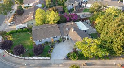 SUNNYVALE Single Family Home For Sale: 997 Chelan Dr