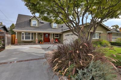 SAN JOSE Single Family Home For Sale: 1739 El Codo Way