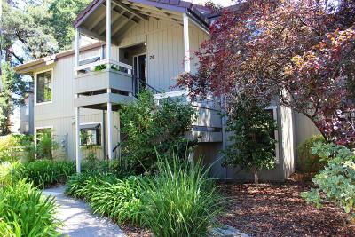 SCOTTS VALLEY Condo For Sale: 111 Bean Creek Rd 75