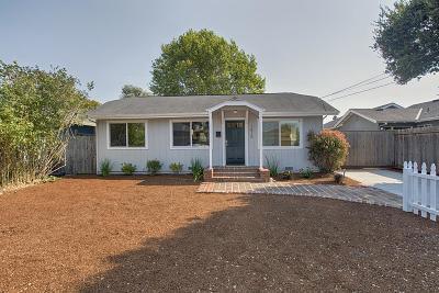Santa Cruz Single Family Home For Sale: 1815 Delaware Ave