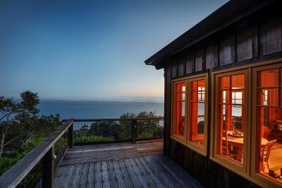 Big Sur Single Family Home For Sale: 48136 Highway 1