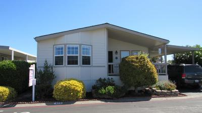 SUNNYVALE Mobile Home For Sale: 1220 Tasman Dr 574