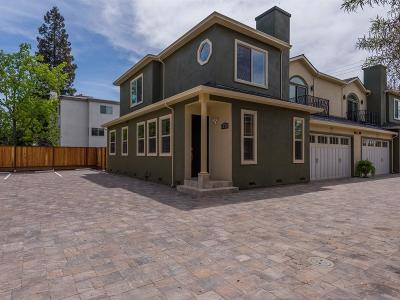 CAMPBELL CA Townhouse For Sale: $1,688,888