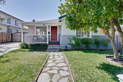 SUNNYVALE Single Family Home For Sale: 668 W Washington Ave