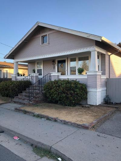 Watsonville Single Family Home For Sale: 537 Lincoln St