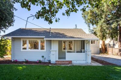 CAMPBELL Single Family Home For Sale: 54 W Rincon Ave