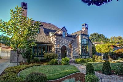 SAN JOSE Single Family Home For Sale: 1451 Glenwood Ave