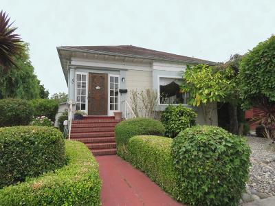 Santa Cruz Multi Family Home Contingent: 127 Peyton St