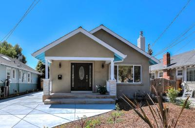 SAN JOSE Single Family Home For Sale: 453 N 10th St
