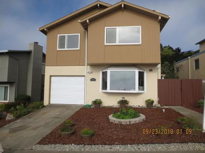 PACIFICA Single Family Home For Sale: 339 Inverness Dr
