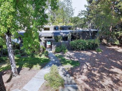 LOS ALTOS Townhouse For Sale: 11 Farm Rd