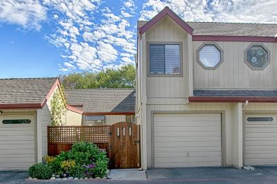 SANTA CRUZ Townhouse For Sale: 3204 Stockbridge Ln