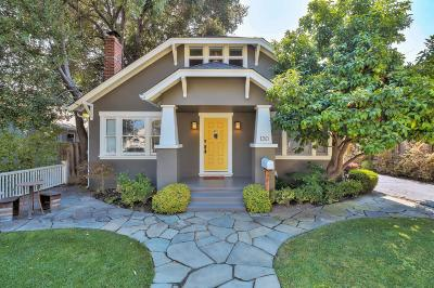PALO ALTO Single Family Home For Sale: 126-130 Seale Ave