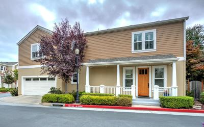 Los Gatos Single Family Home For Sale: 331 Creekside Village Dr