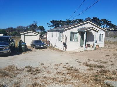Marina Single Family Home For Sale: 207 Mortimer Ln