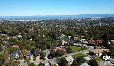 REDWOOD CITY Residential Lots & Land For Sale: 754 Hillcrest Way