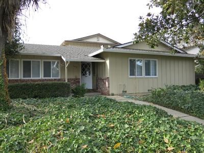 SANTA CLARA Multi Family Home For Sale: 140 Kiely Blvd