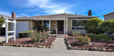 SAN MATEO Single Family Home For Sale: 1309 S Delaware St