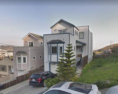 DALY CITY Single Family Home For Sale: 417 Accacia St