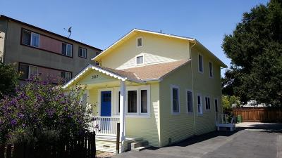MENLO PARK Single Family Home For Sale: 387 6th Ave