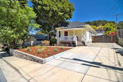 MORGAN HILL Single Family Home For Sale: 190 Warren Ave