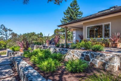 Carmel Valley Single Family Home Contingent: 21 La Rancheria