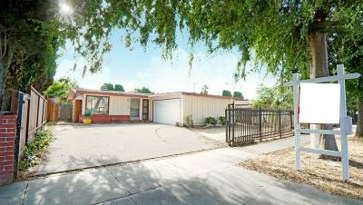 San Jose Single Family Home For Sale: 1901 S King Rd
