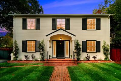 SAN MATEO Single Family Home For Sale: 400 Dorchester Rd