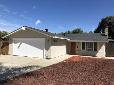 SAN JOSE Single Family Home For Sale: 7478 Pegasus Ct