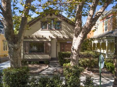 Single Family Home For Sale: 236 Walnut Ave