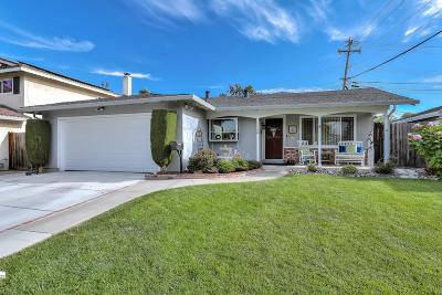 Single Family Home For Sale: 738 Natoma Dr