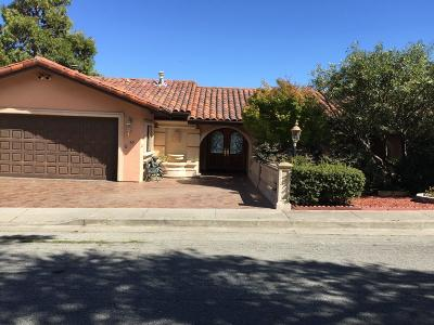 MILLBRAE Single Family Home For Sale: 55 La Solano