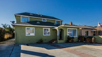 MENLO PARK Single Family Home For Sale: 1235 Sevier Ave