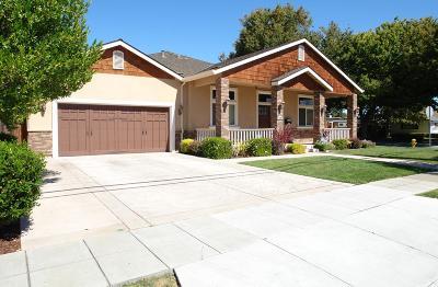 SAN JOSE Single Family Home For Sale: 1403 Koch Ln