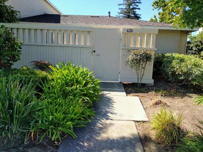 Sunnyvale Rental For Rent: 626 Crescent Ave
