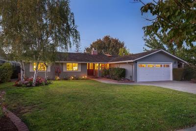 Sunnyvale Single Family Home For Sale: 1065 Rockefeller Dr