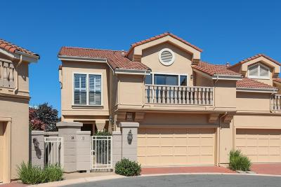 SAN CARLOS Townhouse For Sale: 13 Violet Ln