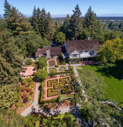 Woodside Single Family Home For Sale: 176 Harcross Rd