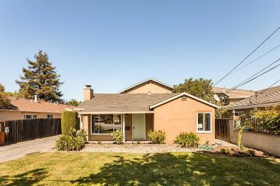 REDWOOD CITY Multi Family Home For Sale: 3411 Bay Rd