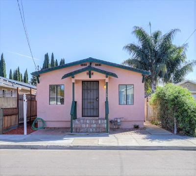 SANTA CLARA Single Family Home For Sale: 1166 Warburton Ave