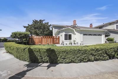 Milpitas Single Family Home For Sale: 1 Washington Dr