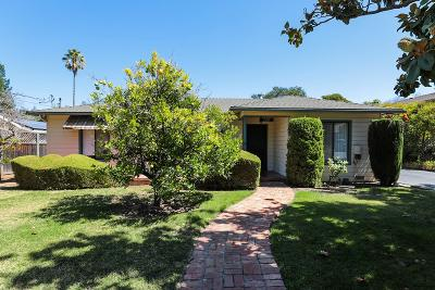 Los Altos Single Family Home For Sale: 1355 Holly Ave