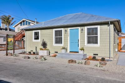 Santa Cruz Single Family Home For Sale: 148 & 150 34th Ave